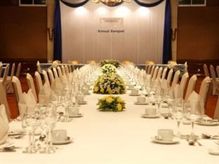 Khach san Parkroyal Hotel Yangon