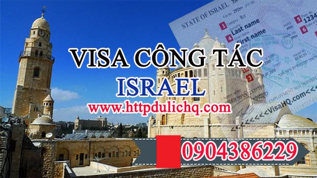 visa-cong-tac-israel
